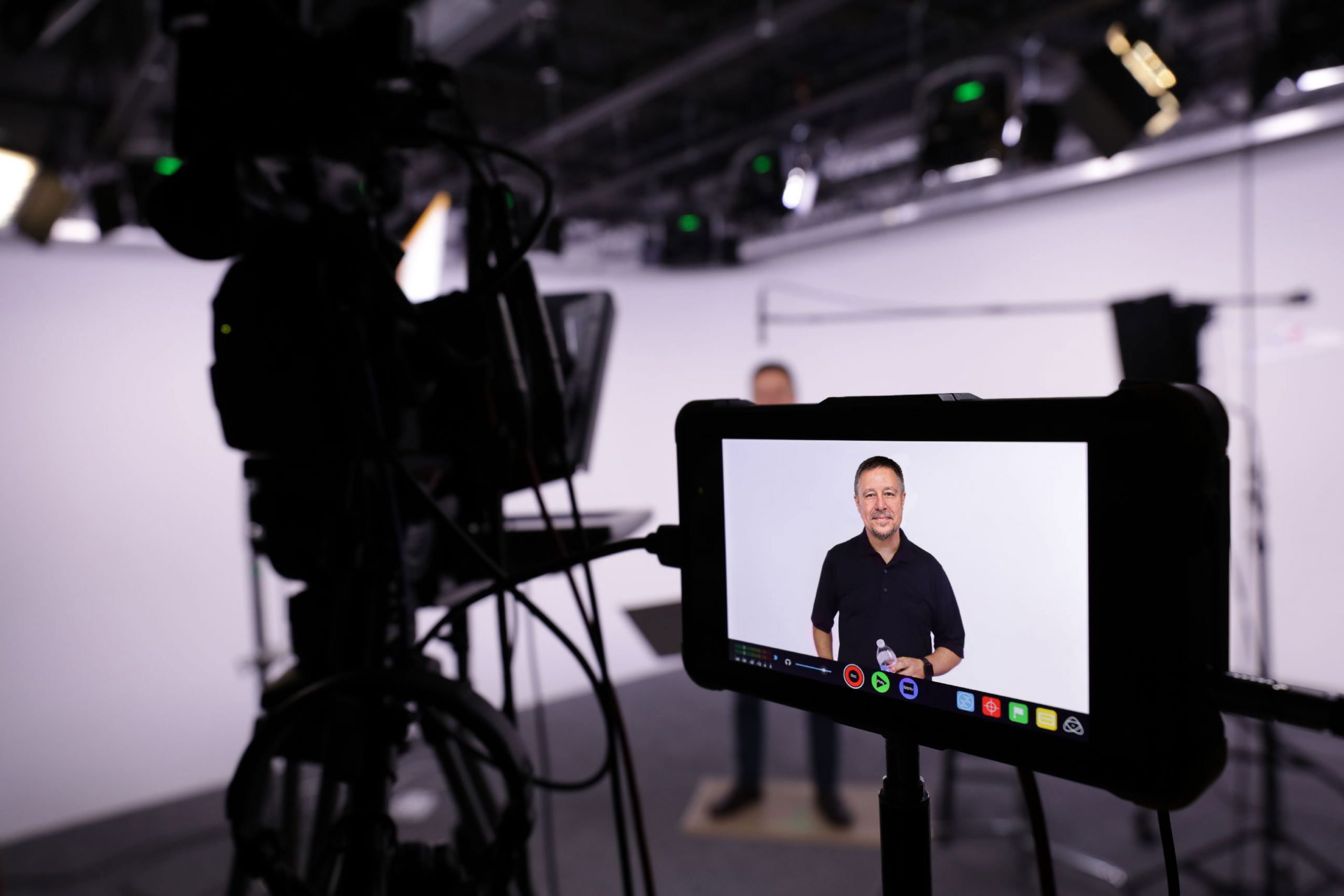 Being Great On Camera — for Simple Business Videos