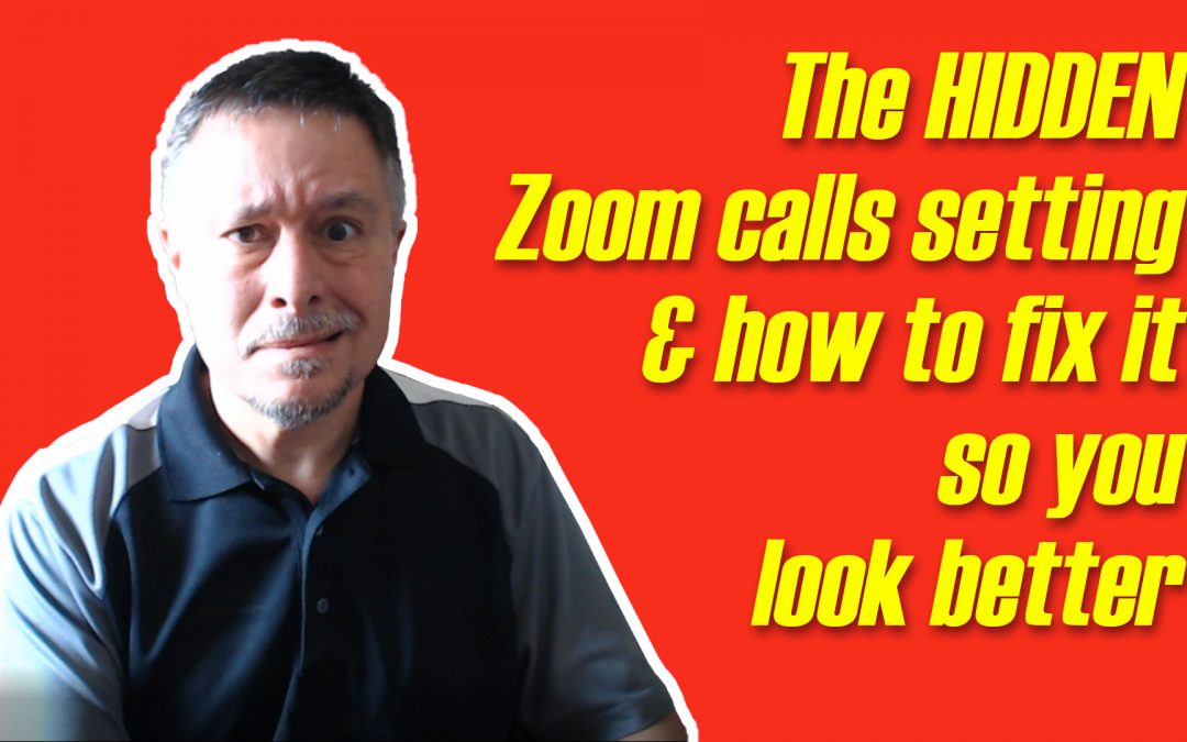 The Secret Way to Fix Your Zoom Webcam Exposure